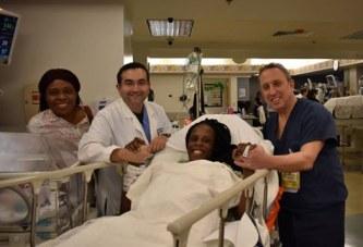 Mrekullia në Teksas: të lindësh gjashtë fëmijë në vetëm nëntë minuta