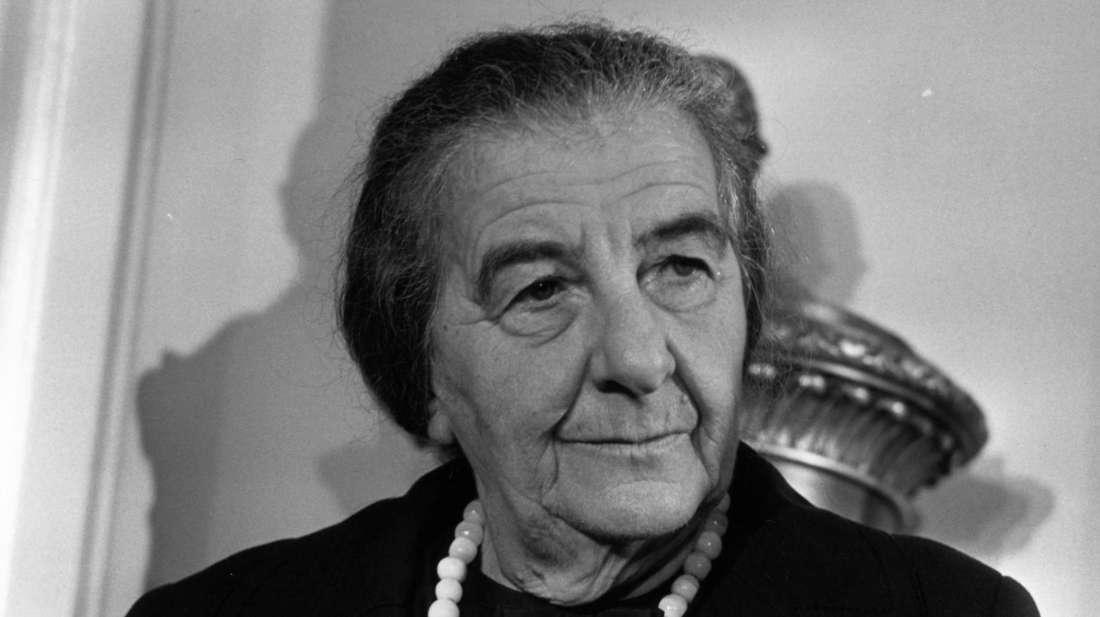 PËRVJETORI  50 vjet që kur Golda Meir u zgjodh kryeministre e Izraelit  ca thënie me helm
