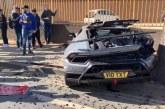 """VIDEO/ Ndodhi në Londër: """"Lamborghini Huracan Performante"""" ikën për…."""
