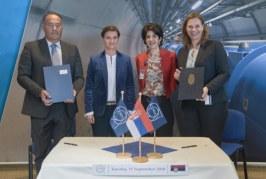 Serbia i bashkohet CERN-it, por ku janë Kosova dhe Shqipëria?