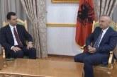 Basha, korrekt me Metën: në 9-të në Presidencë
