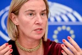 Edhe njëherë për negociatat, Mogherini: t'i hapen Shqipërisë!