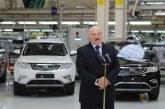 E panjohura e Bjellorusisë së Lukashenkos: shihni se ç'industri të zhvilluar automjetesh ka