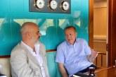ALUDIMI/ Nga Erdogan te Mitzotakis, Rama si negociator i krizës turko-greke
