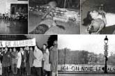 """KUJTESË/ """"Srebrenica"""" e Francës e 17 tetorit '61: kur rrugët e Parisit dhe ujrat e Senës skuqeshin me gjak algjerianësh"""