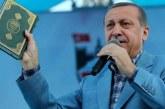 Erdogan: muslimanët evropianë sot, si hebrenjtë para Luftës së Dytë Botërore