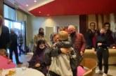 PREKËSE/ Nga Siria tragjike në Shqipëri: Endri Dumani rroket nga e ëma pas 7 vitesh ndarjeje