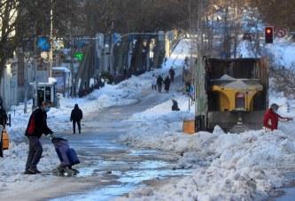 Bora në Madrid, 1.4 miliardë dëme: nga ç'po vuan kryeqytet spanjolli nën bardhësi