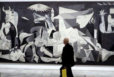 """Një Rockefeller zhyt në trishtim KB: i heq sixhaden e """"Guernica""""-s së famshme të Picassos"""
