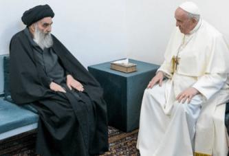 """KLERIKËT/ Kreu i Shiizmit në Irak i """"hap derën"""" Papa Françeskut: ç'ka të veçantë takimi mes tyre"""