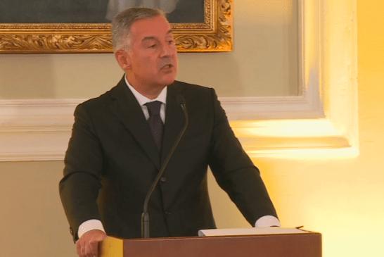 Gjukanoviç: Dy të tretat e qeverisë i përmbahen nacionalizmit serb