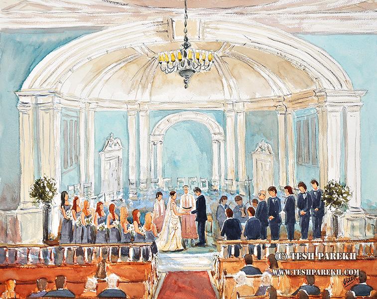 wedding-painter-raleigh-nc-live