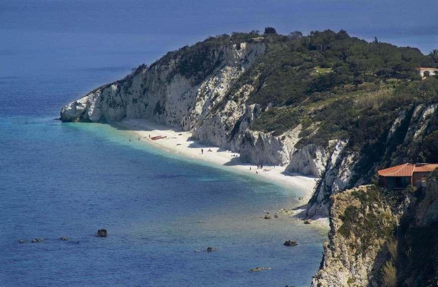 Le 5 spiagge più belle dell'Elba