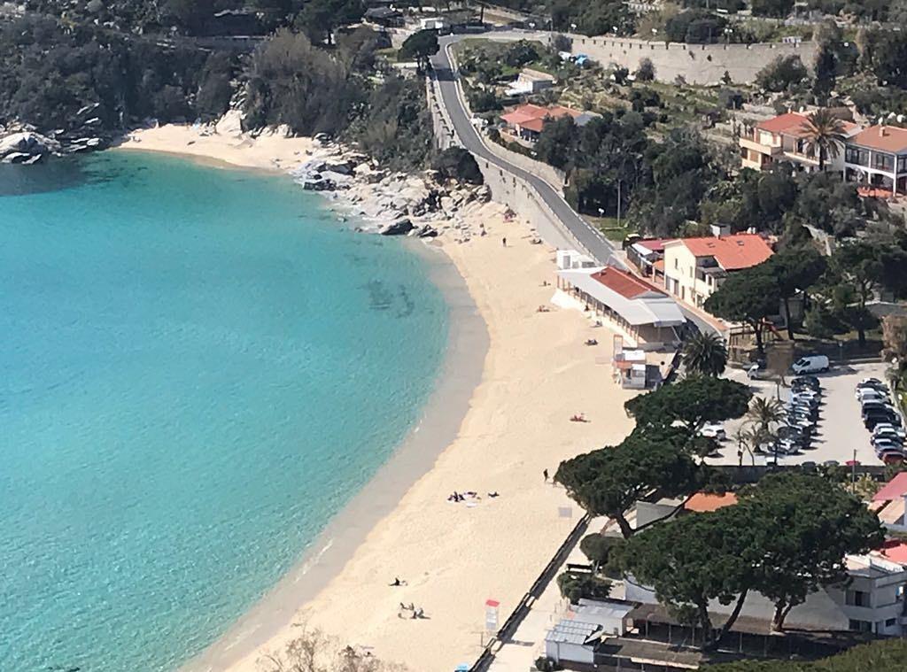 Le spiagge di sabbia più belle dell'isola d'Elba