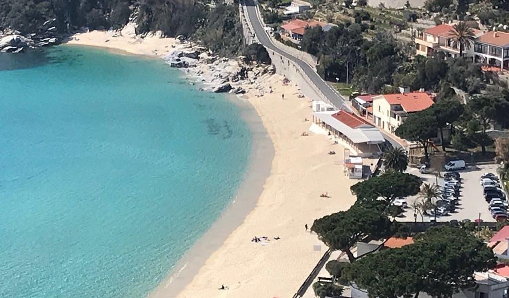 Spiaggia di Cavoli - Credits instagram: ilconviocavoli