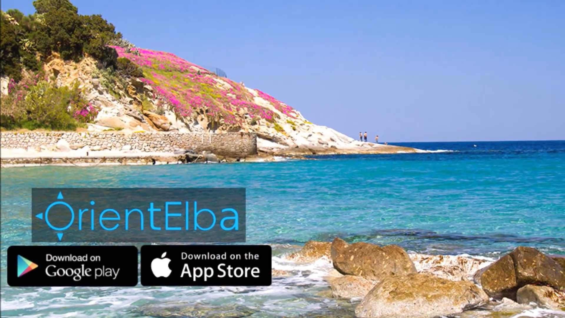 L'app per scegliere la spiaggia dell'Elba in base al vento