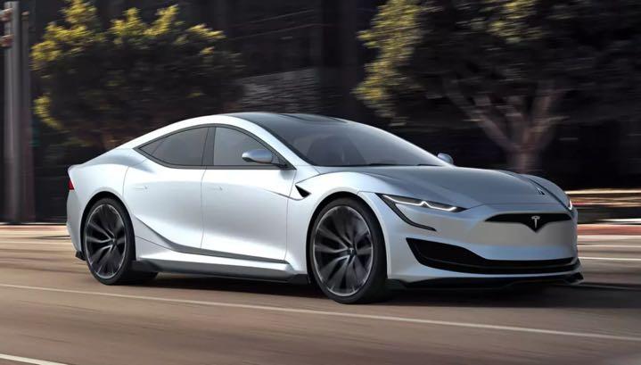 2022 tesla model s sedan was the first mass-market car to prove