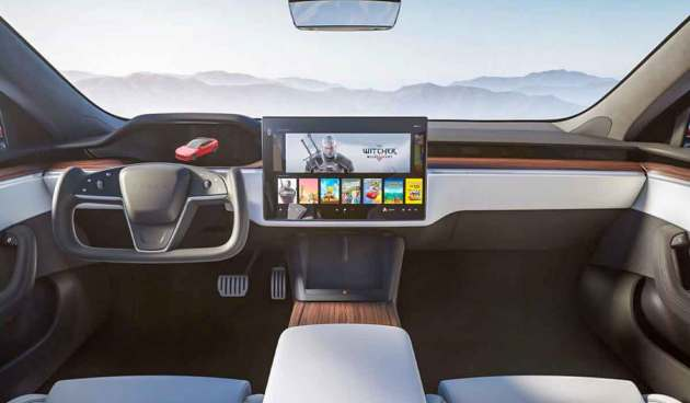 2022 Tesla Model S Interior: New Interior and Infotainment Features