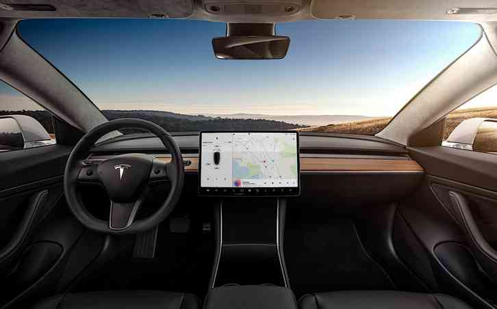 Tesla announced additional changes to the tesla model 3 2022