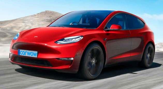 2023 Tesla Hatchback