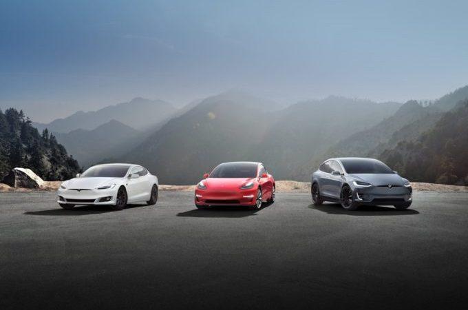 Tesla zvyšuje obrátky. Dodává už 1 000 elektromobilů denně