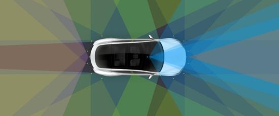 Video ukazuje, jak si Autopilot od Tesly umí poradit s omezením na dálnici