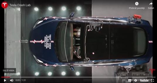 Tesla na videu ukázala svoje testovací středisko