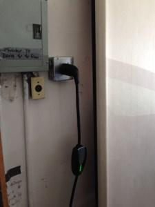 NEMA 14-50 charging