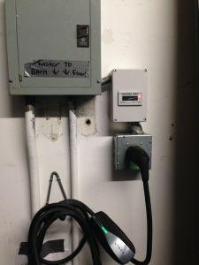 EKM Meter installed