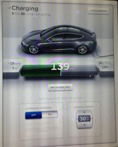 EV Charging Units