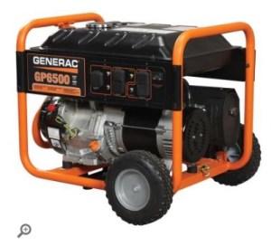 6.5kW Generator