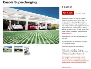 Add on Supercharging