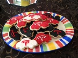 Tesla Cookies
