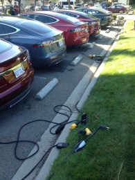 Model S Chargers