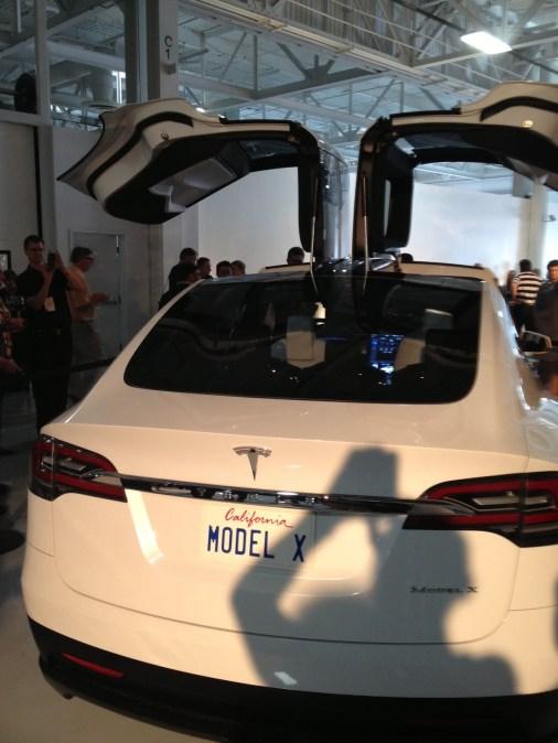 Model X 5