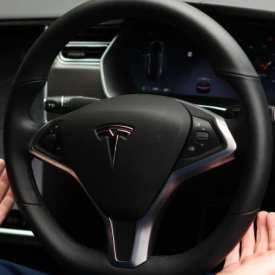 Le plan Tesla robotaxi d'Elon Musk: voici comment il l'imagine en train de fonctionner