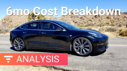 Tesla Model 3 Cost Breakdown – How Much I've Spent in 6 Months