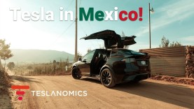 Driving a Tesla in Mexico, How Hard Is It?
