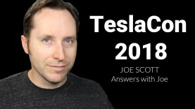 Joe Scott Talks Battery Tech at TeslaCon 2018
