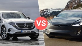 Mercedes EQC vs Tesla Model X & Jaguar I-Pace – Will They Be Able to Compete?