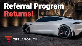 Return of the Tesla Referral Program (2019 Edition)