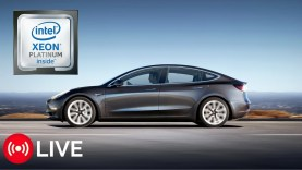 Tesla Model 3 (and others) Will Uses Intel for 5G