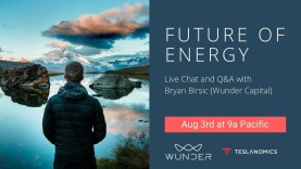 The Future of Energy with Bryan Birsic (Wunder Capital)
