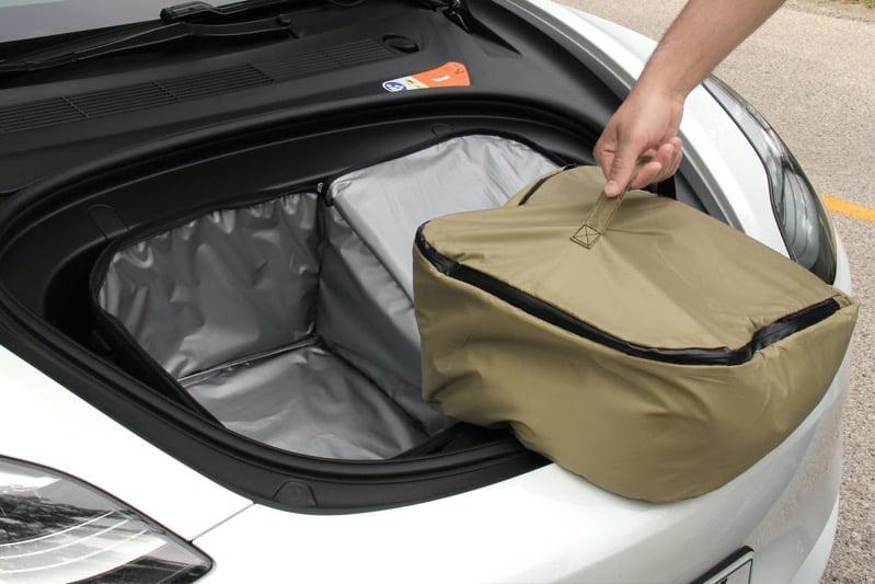 Model3 frunk cooler bag 6f