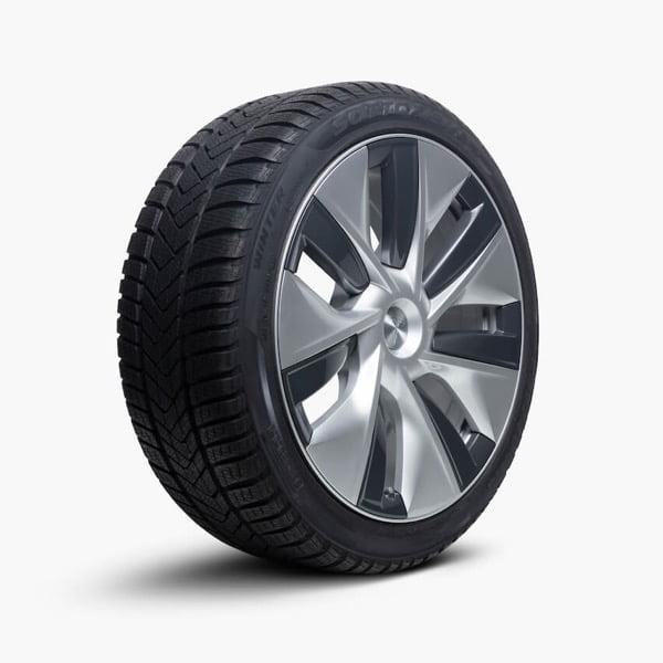 Model y gemini winter wheel package 2