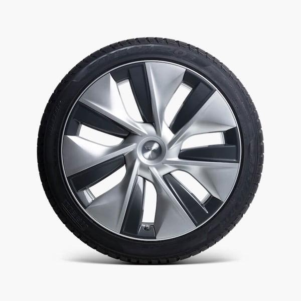 Model y gemini winter wheel package