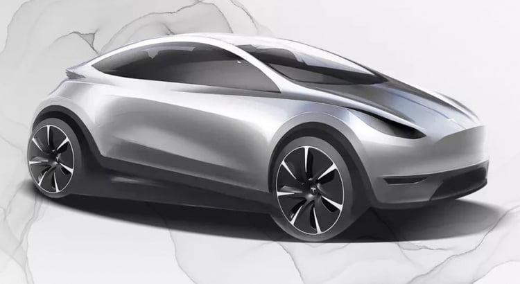 Tesla model 2