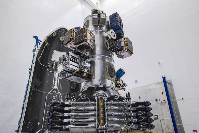 Spacex rideshare