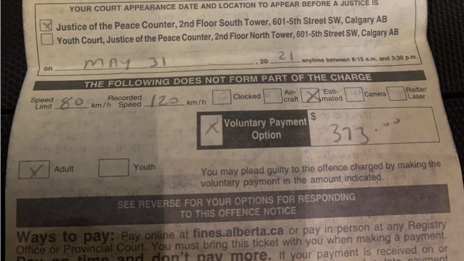 Tesla Owner Fights Speeding Ticket with Vehicle Data from TeslaFi - TeslaNorth.com