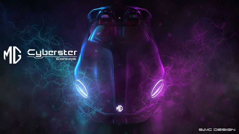 MG Cyberster Mixes Cybertruck And Roadster Names With Good Looks